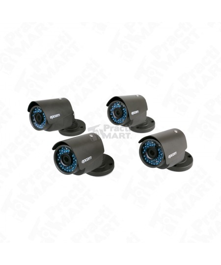 Kit CCTV 1004TURBOX Epcom