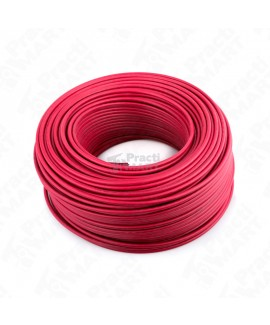 Cable Tipo THW-LS/THHW-LS SLY306 Calibre 10 Rojo Indiana