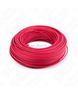 Cable Tipo THW-LS/THHW-LS SLY313 Calibre 14 Rojo Indiana