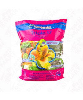 Fertilizante Inorgánico Nutrigarden Triple 17 Bolsa de 5 kg-Multicolor