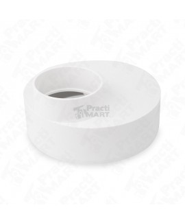 Reduccion bushing sanitario cementar 110x50 mm  DURMAN