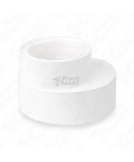 Reduccion bushing sanitario cementar 75x40 mm  DURMAN
