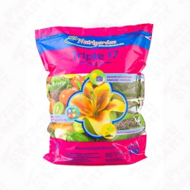 Fertilizante Inorgánico 5 kg Triple 17 Nutrigarden